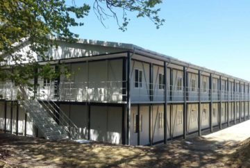 MODULAR PREFABRICATED BUILDING