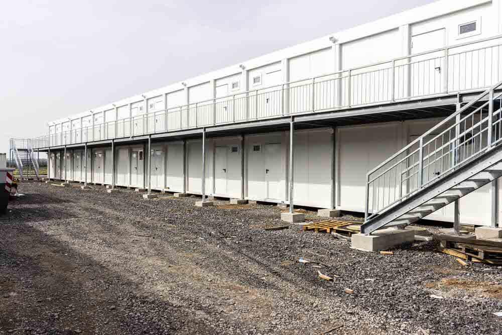 modular prefabricated