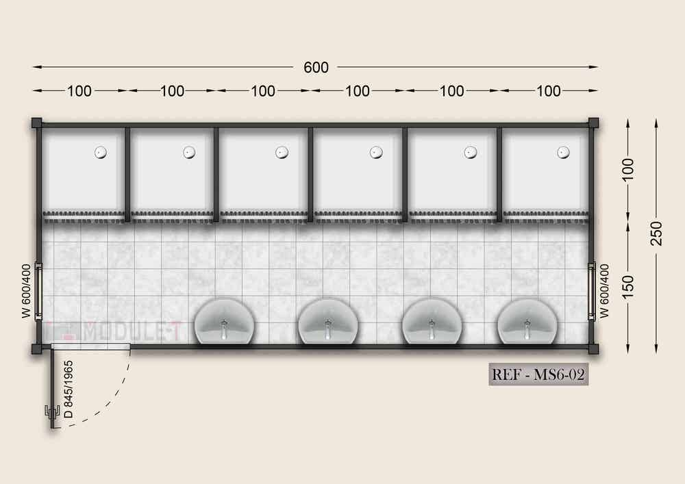 Sanitary Configuration