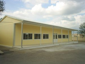 prefabricated building supplier