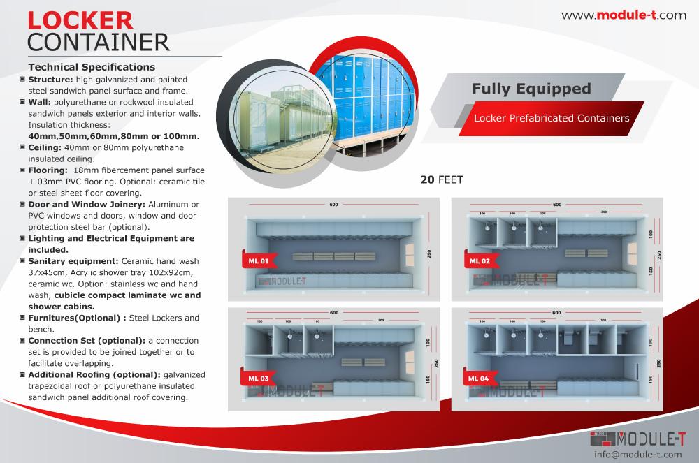 Locker Container