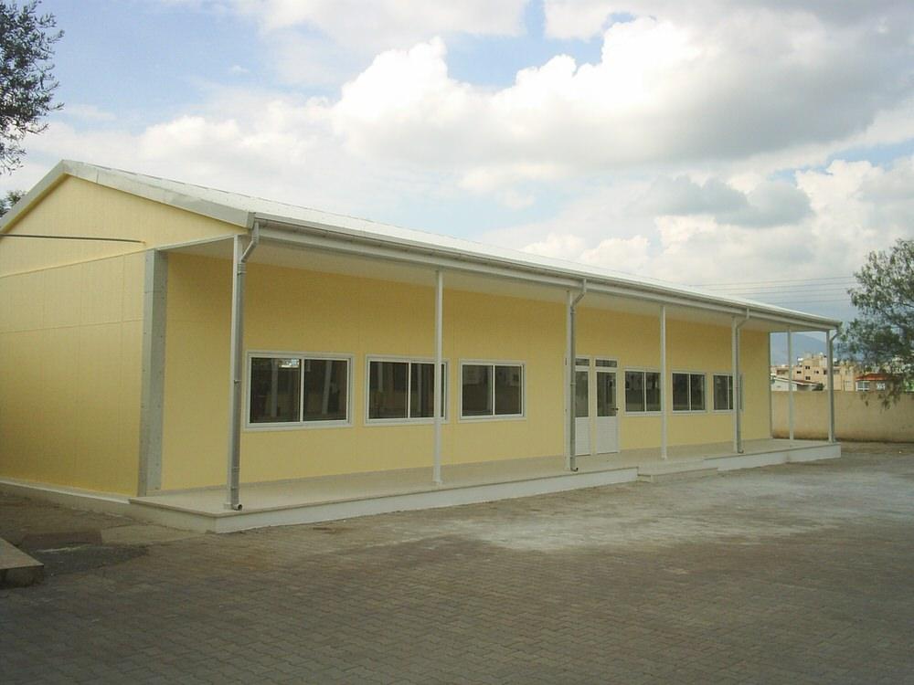 PREFABRICATED BUILDING COMPANY