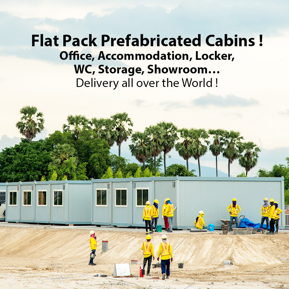 Accommodation Container in Bahamas