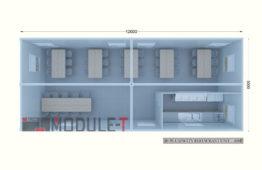 Restaurant 5x12m 40p-1