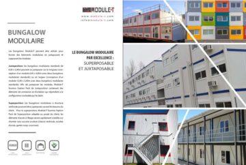 MODULE-T Bungalow Modulaire