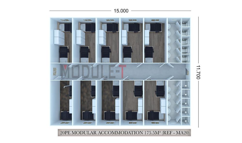modular accommodation